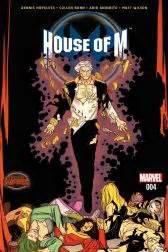 Marvel House Of M house of m 2015 4 comics marvel