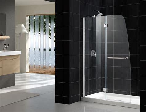 Aqua Glass Shower Door Dreamline Showers Aqua Tub Door Frosted Glass Frameless Bathtub Door