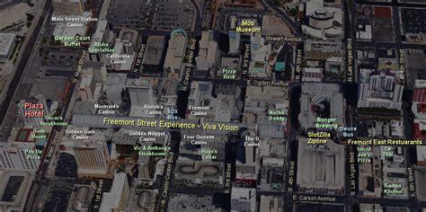 fremont las vegas map iscap conferences edsigcon conisar