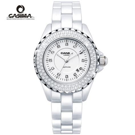 fashion quartz white luxury brand watches 2016 fashion casual