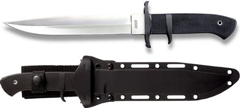 cold steel oss review cold steel 39lssc oss subhilt fighter 8 1 4 quot edge