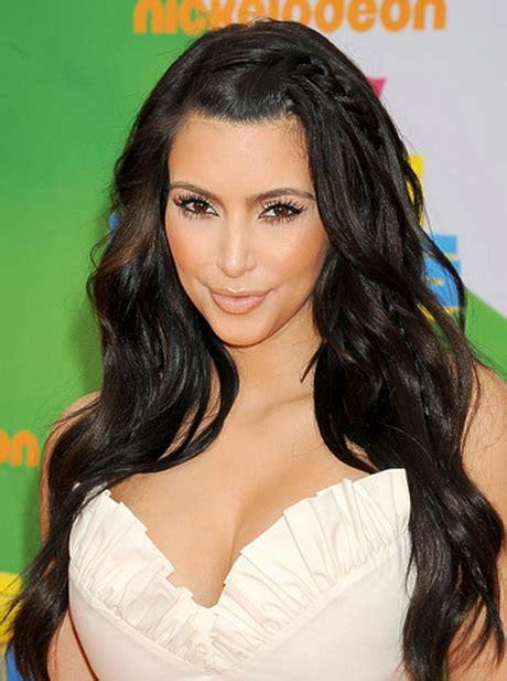 kim kardashiantop 10 best hairstyles ever kim kardashian hairstyle