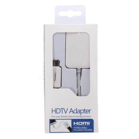 Hdtv Adapter Samsung Galaxy Tab 3 mhl to hdmi hdtv 1080p adapter micro usb cable for samsung galaxy tab 3 sm t310 sale banggood