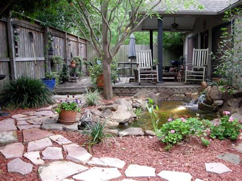 backyard gardener houston hometalk all things ponds and waterfalls all things