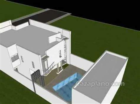 dise o de planos planos de casas dise 241 o 002 casa moderna en