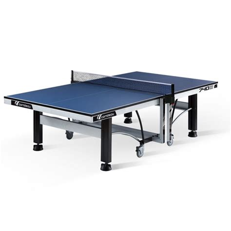 table de ping pong cornilleau competition 740 ittf