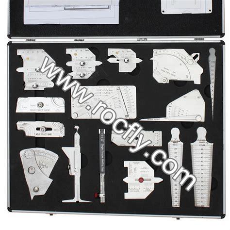 Welding Type Hi Lo wgk 01 brief type welding tool kit taper gage