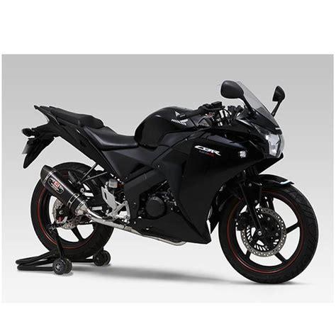 Knalpot Yoshimura R77 Carbon For Honda Cbr150r Slip On Yoshimura R77 S Black Carbon Race Exhaust System
