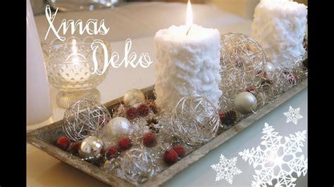 Weihnachtsdekoration Innen Selber Machen by Diy Home Schnelle Weihnachtsdeko