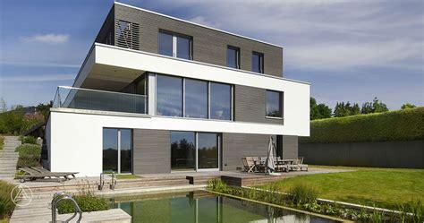 eco modern homes eco passive house modern home kieffer modern homes baufritz