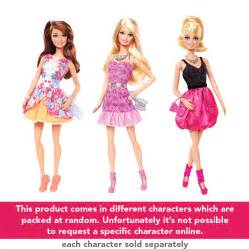 barbie fashionistas glam party doll assorted toys quot r quot us