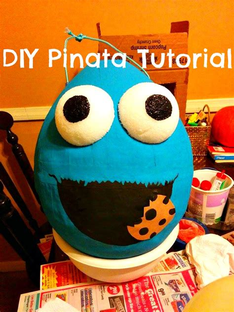 How To Make A Pinata Without Paper Mache - 16 creative paper mache pi 241 ata tutorials for you guide