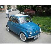 FIAT 500 F Excellent 100% Original For Sale 1967 On