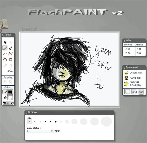 design art online r for rakesh flashpaint online drawing tool