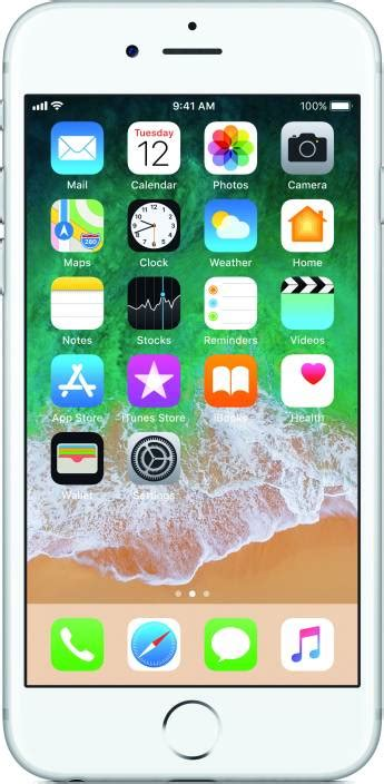iphone 6s silver 32 gb mobile phone at best prices in india flipkart