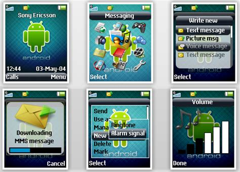 link themes for android google android theme by vishal gupta on deviantart