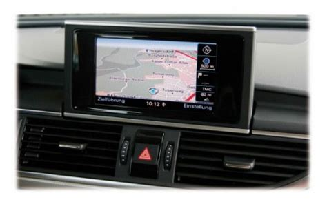 Audi A6 Mmi Radio Plus by Umr 252 St Set Mmi Radio Plus Gt Auf Gt Mmi Navigation Low