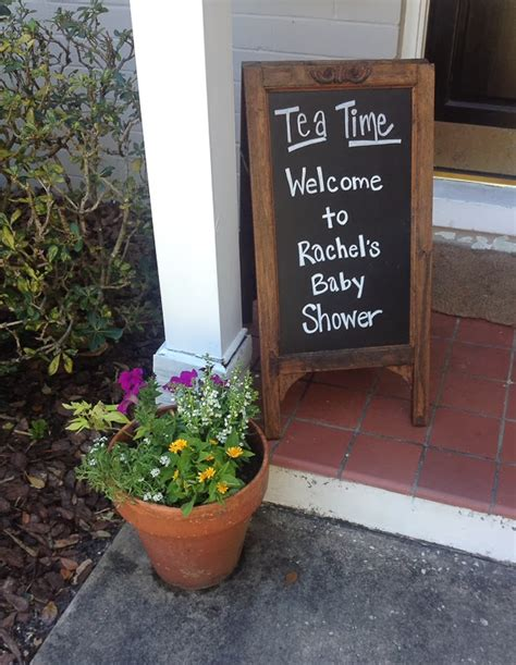 Garden Tea Baby Shower Ideas by Garden Tea Themed Baby Shower Zest