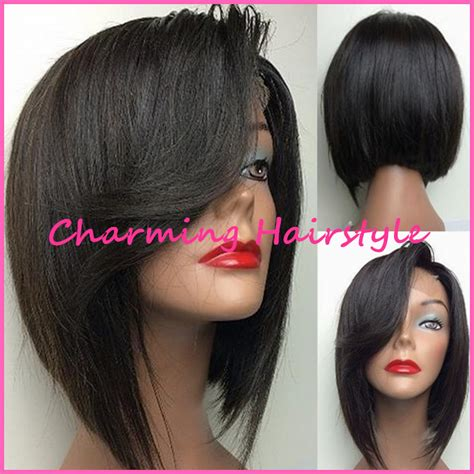 short wig styles for black women african american short synthetic short bob wigs for black women african american
