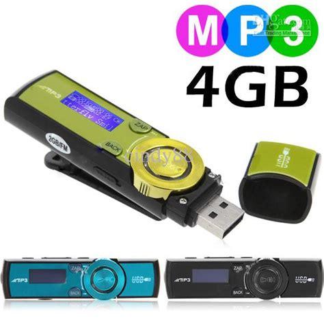 drive mp3 clip design 4gb usb 2 0 flash drive mini digital mp3