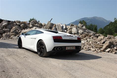 Lamborghini Verleih by Lamborghini Mieten Morschach