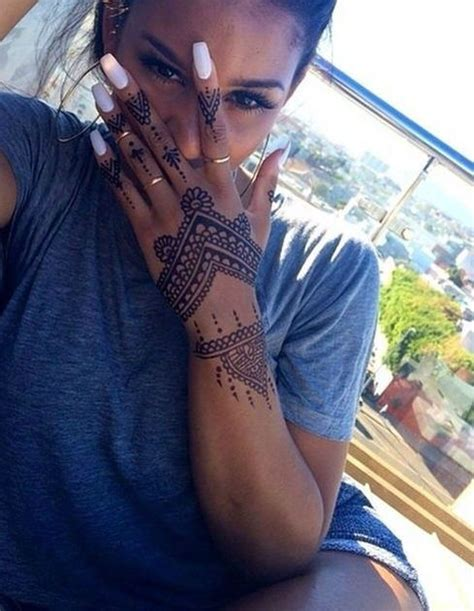 real henna tattoo designs 25 best ideas about rihanna on