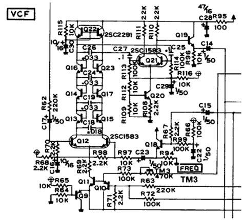 diode ladder filter schematic studio electronics boomstar rmmedia ru