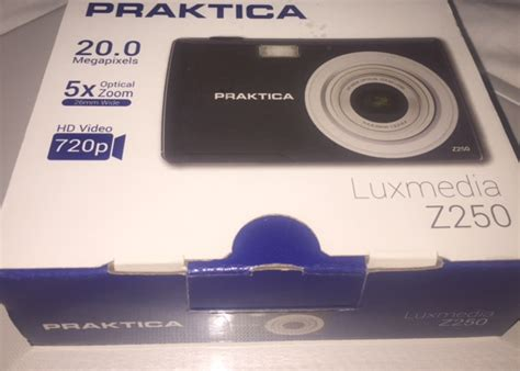 Lu Z250 Original rent praktica luxmedia z250 digital lama