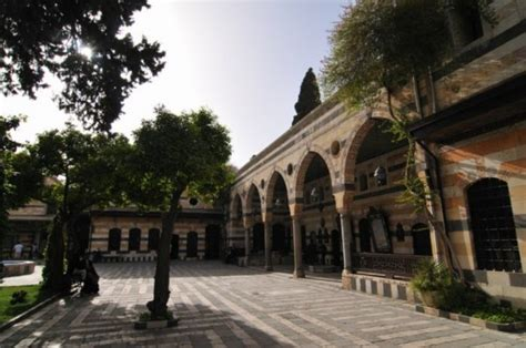 Krak Des Chevaliers by The Beautiful Azem Palace Damascus Syria Photo