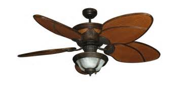 Tropical Style Ceiling Fans 52 Quot Moroccan Tropical Ceiling Fan In Rubbed