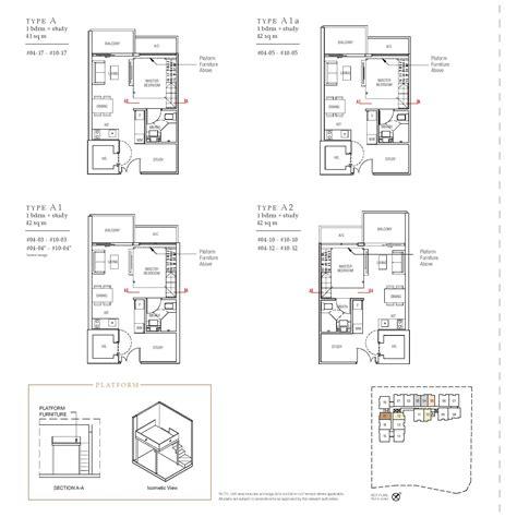 midtown residences floor plan 1 bedroom study the midtown and midtown residences