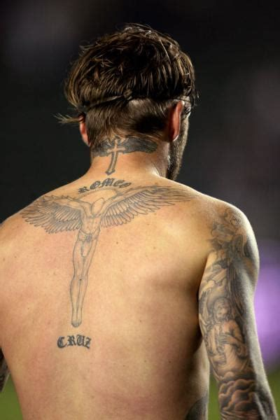 david beckham tattoos designs david beckham back tattoos tattoos designs
