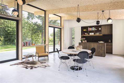 semi detached house  outdoor area rob mols architect