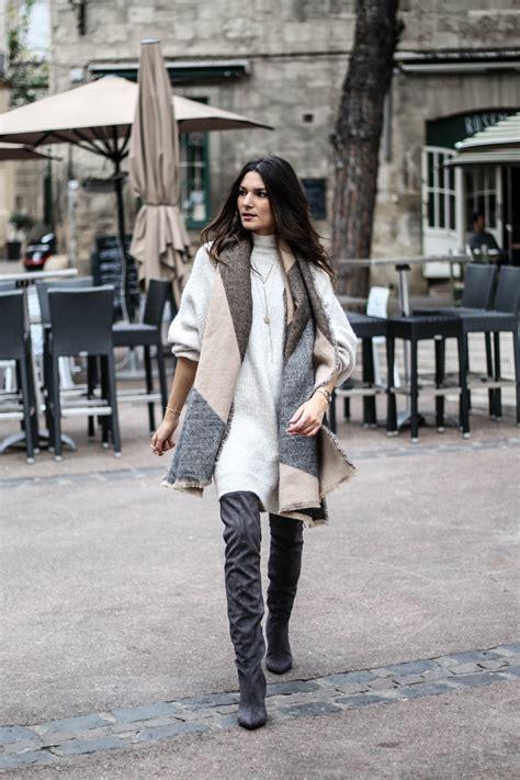 Robe En Pull Zara - robe pull oversize cuissardes june sixty five mode