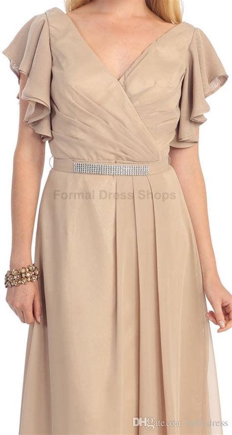 Lower Flowy flowy of the dresses 2014 v neck pleated with