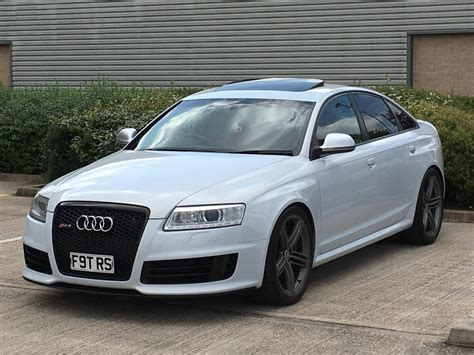 Audi Rs6 Used by Used 2010 Audi Rs6 5 0 Tfsi V10 Tiptronic Quattro 4dr For