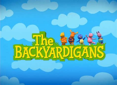 the backyardigans theme song the backyardigans wiki
