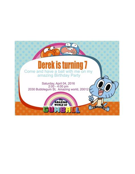 Wedding Anniversary Ideas Darwin by 10 Best The Amazing World Of Gumball Images On