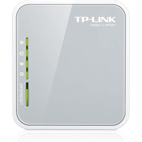 Modem 4g Portable tp link tl mr3020 portable 3g 4g usb modem wireless n wifi router 6935364051709