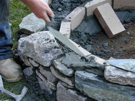 Best Mortar For Pit how to build a brick pit without mortar pit design ideas