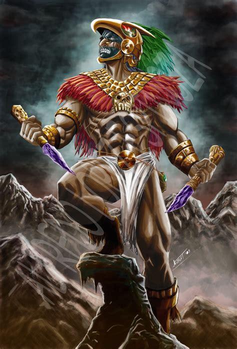 imagenes de jaguar azteca guerrero azteca 3 by alfret on deviantart