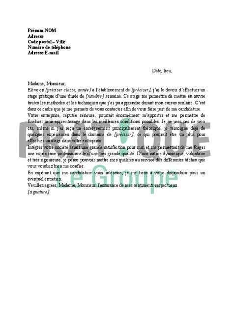 Exemple De Lettre De Motivation Horlogerie Modele Lettre De Motivation Horlogerie