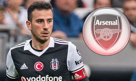 arsenal new scout arsenal news scouts sent to watch besiktas ace oguzhan