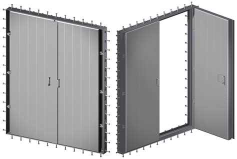 Blast Door by Safety Integrated Engineering Solutions