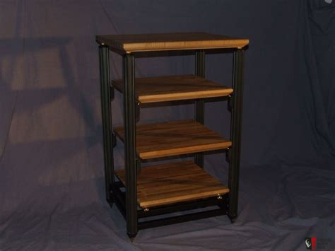 high end high end audio component rack stand or shelf wanted photo
