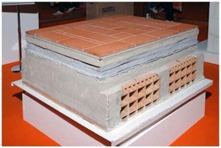 isolare il pavimento come isolare il pavimento il corretto isolamento termico