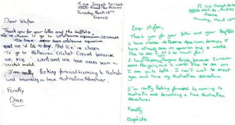 thank you letter sle host family thank you letter to host parents 28 images sle thank