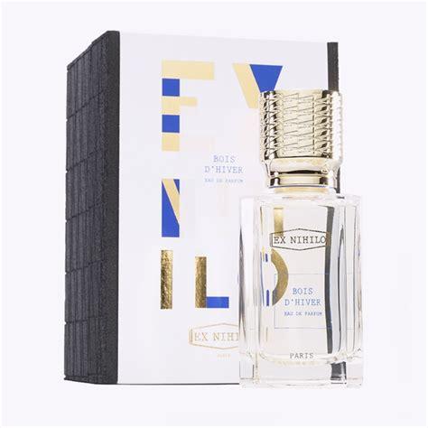Parfum Ex Nihilo Tender bois d hiver ex nihilo parfum een geur voor en