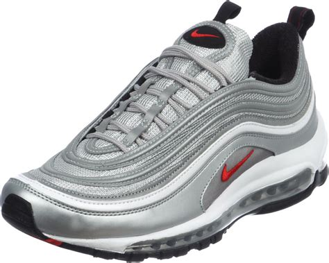 Nike Slop Silver nike air max 97 argento