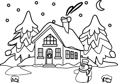 free coloring pages monster house monster house coloring pages lovely snowman house coloring